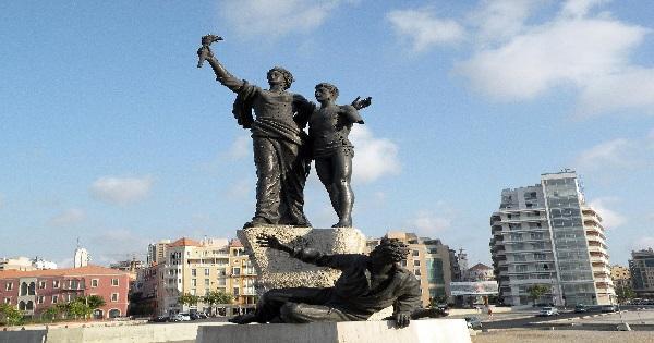 تماثيل الشهداء