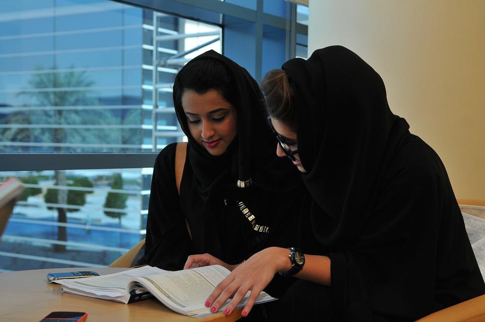 girls with hijab