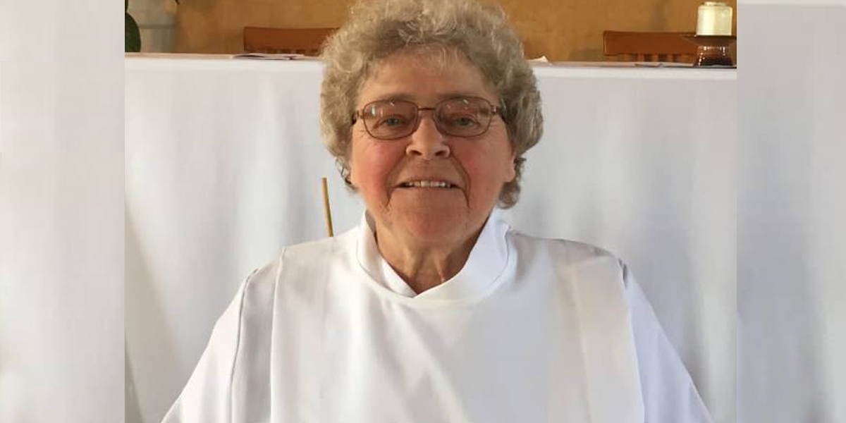 SISTER PIERETTE THIFFAULT,NUN,WEDDING