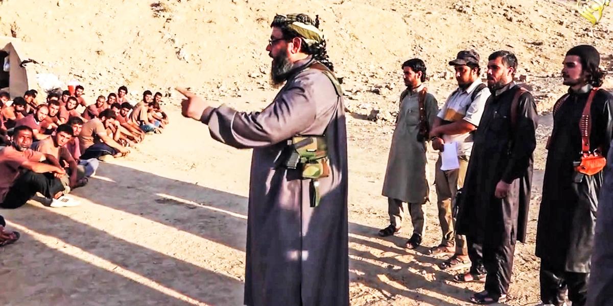 ISLAMIST TERRORISTS