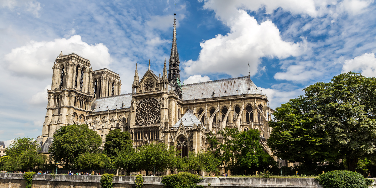 Cathedral Paris