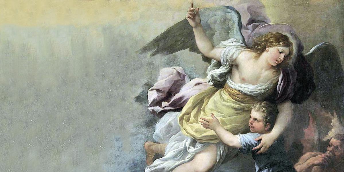 GUARDIAN ANGEL, CHILD