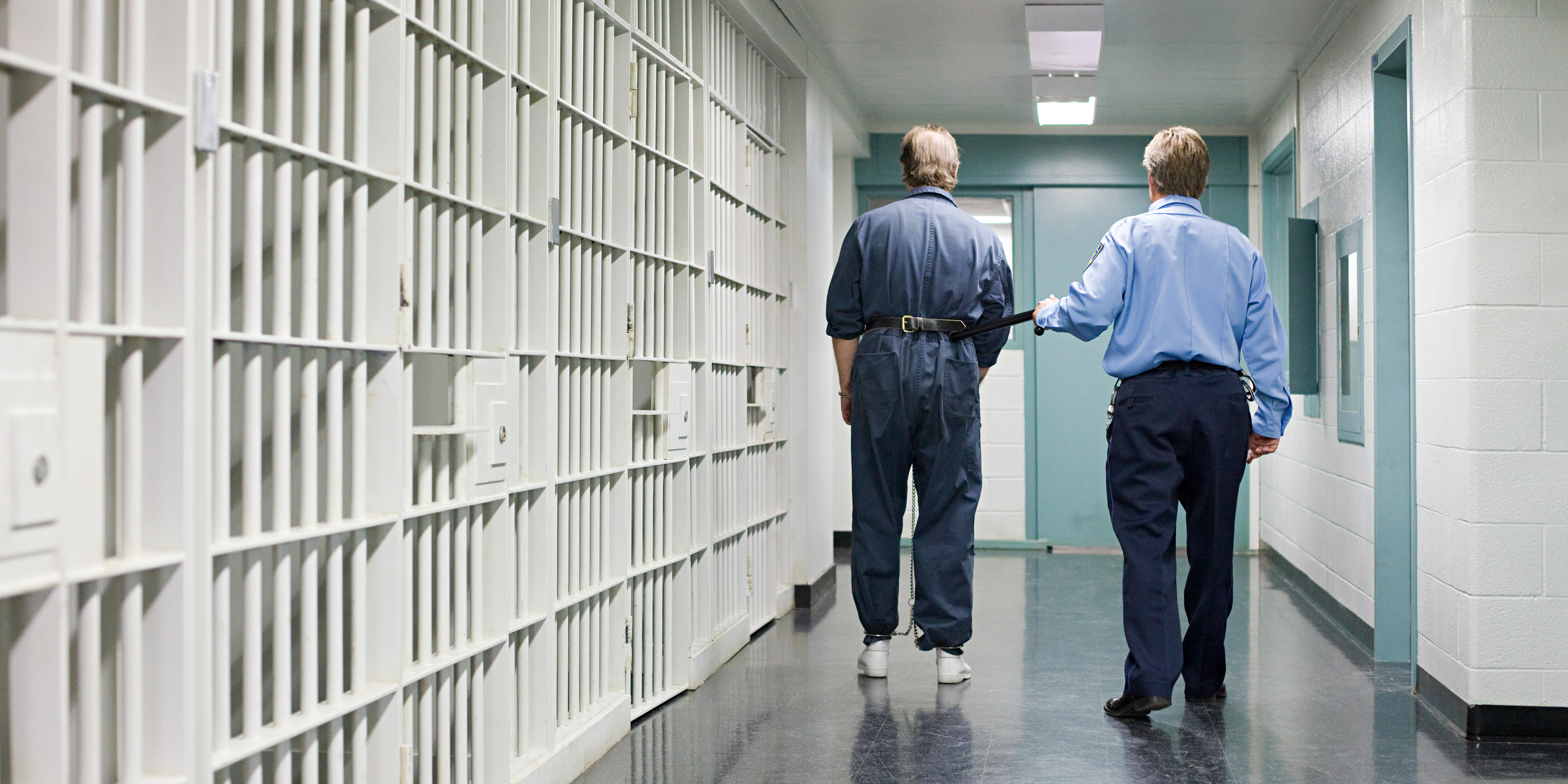 PRISONER GUARD