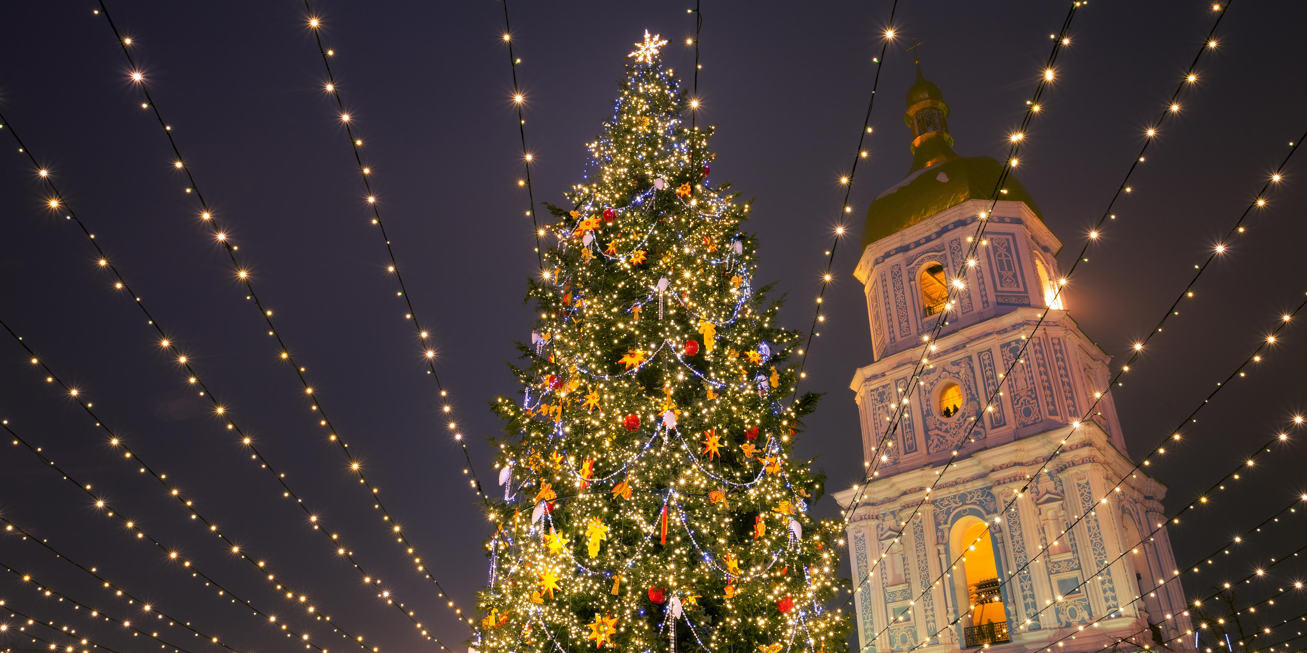 CHRISTMAS UKRAINE