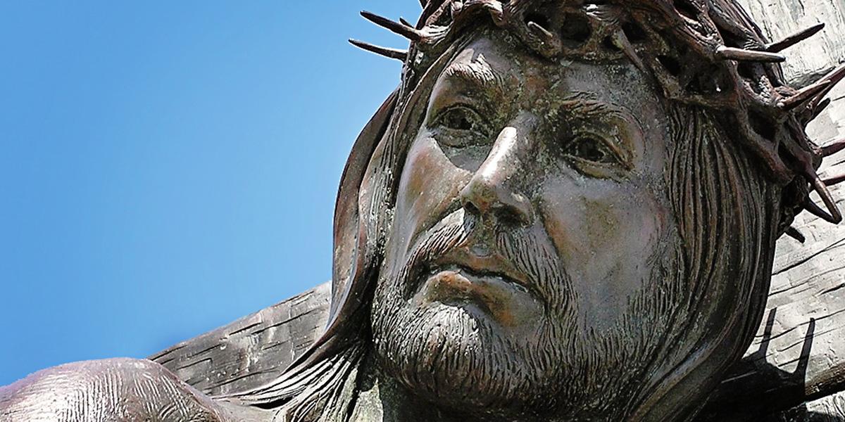 FACE,CHRIST,STATUE
