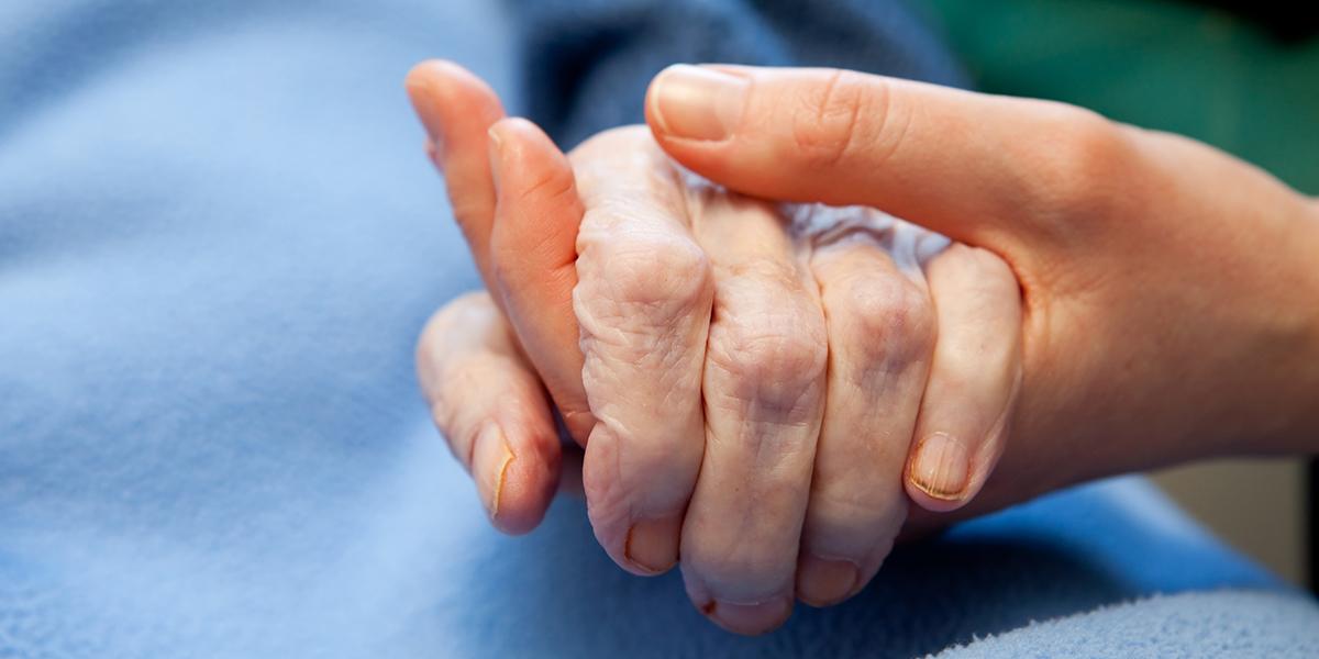 HOSPITAL HAND HOLD
