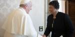 POPE FRANCIS-BERNICE ALBERTINE KING