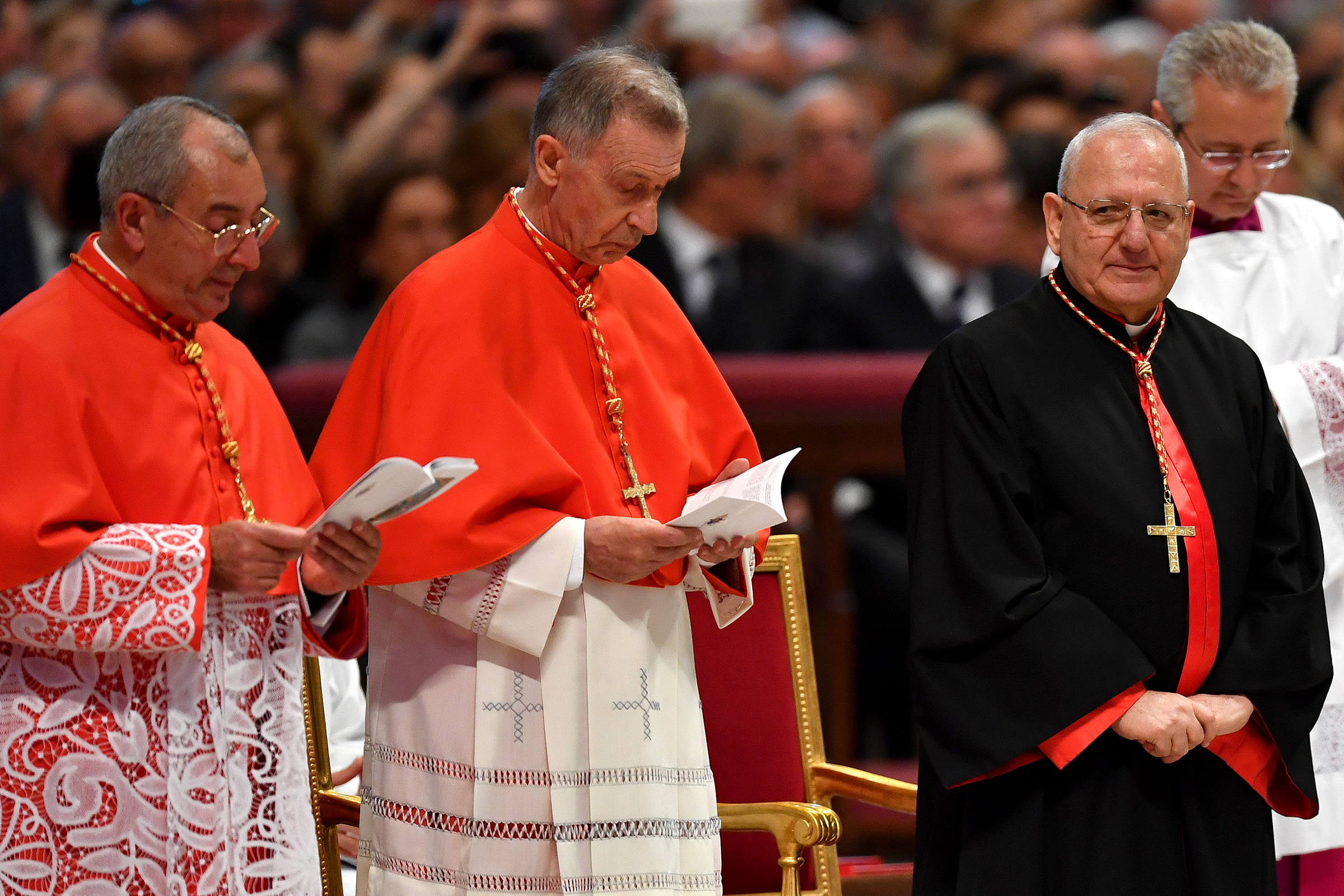 POPE FRANCIS,CONSISTORY