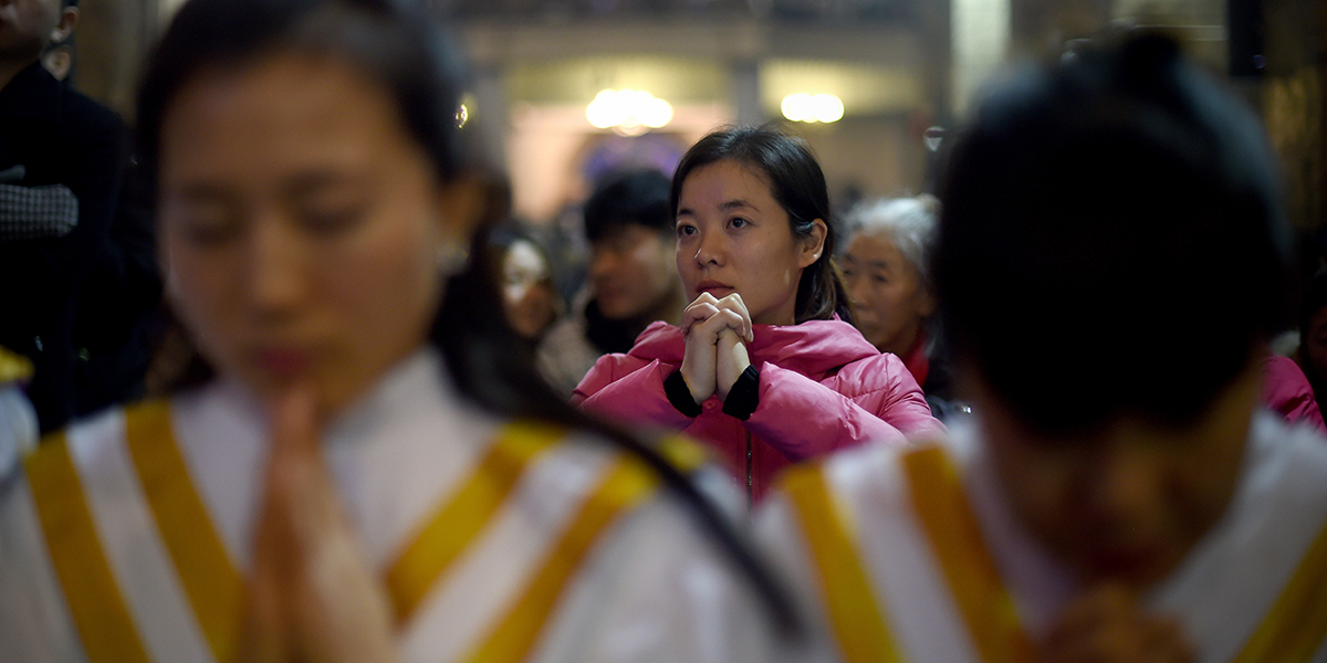 CHINA CHRISTIAN