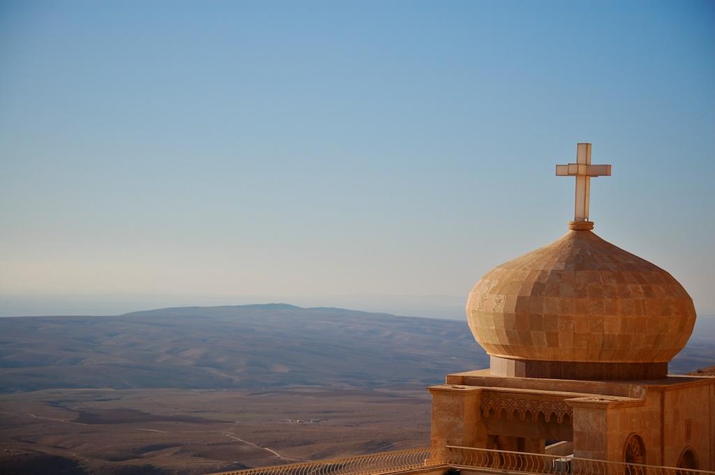 Syrian Orthodox Mar Mattai monastery in Northern Iraq