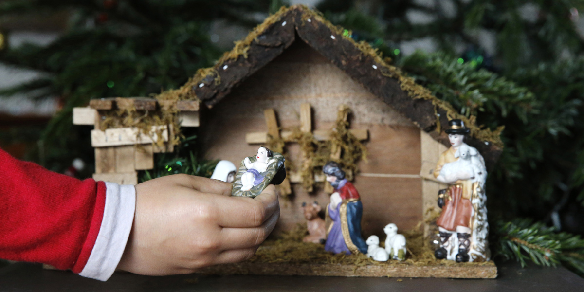 CRECHE,NATIVITY