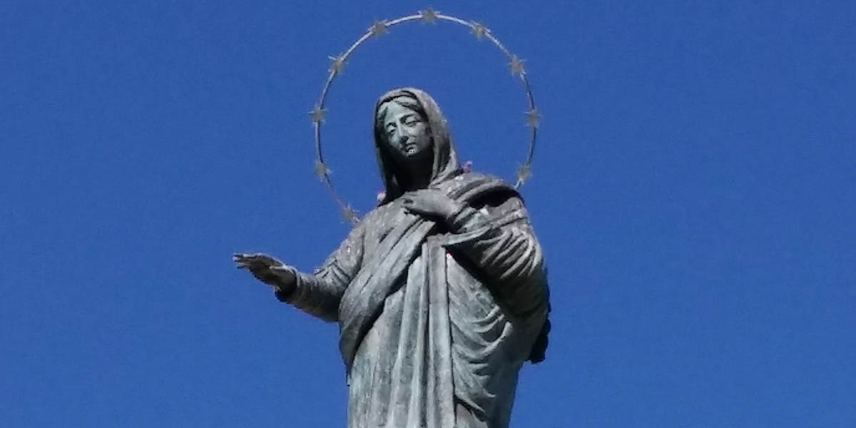 OUR LADY OF PALESTINE