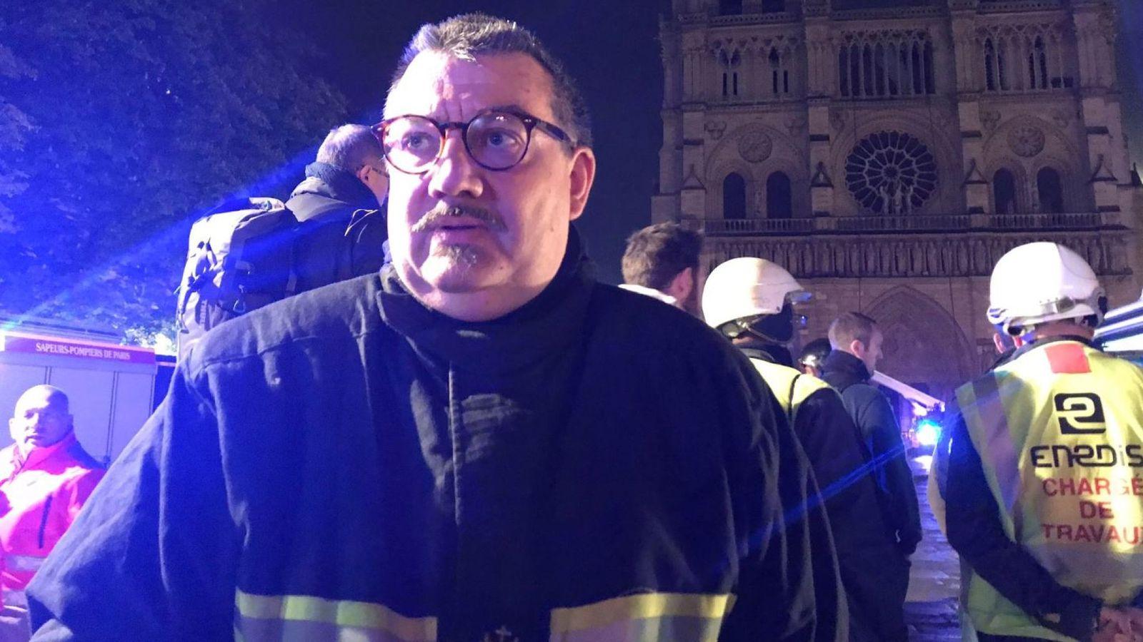 Jean-Marc Fournier has been hailed a hero