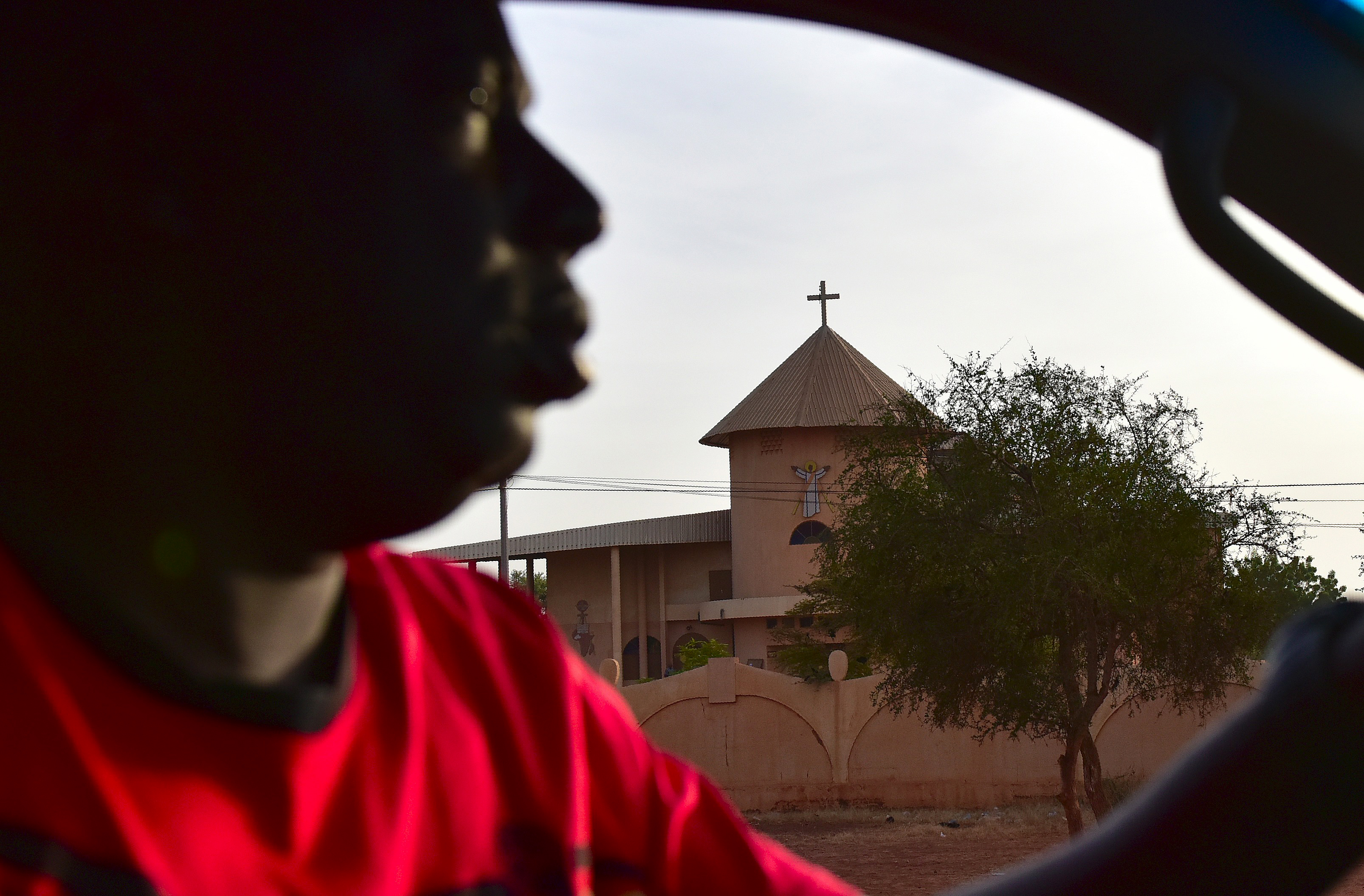 church burkina