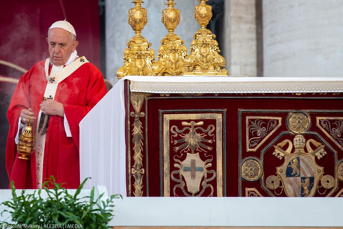 POPE FRANCIS - PENTECOST - VIGIL