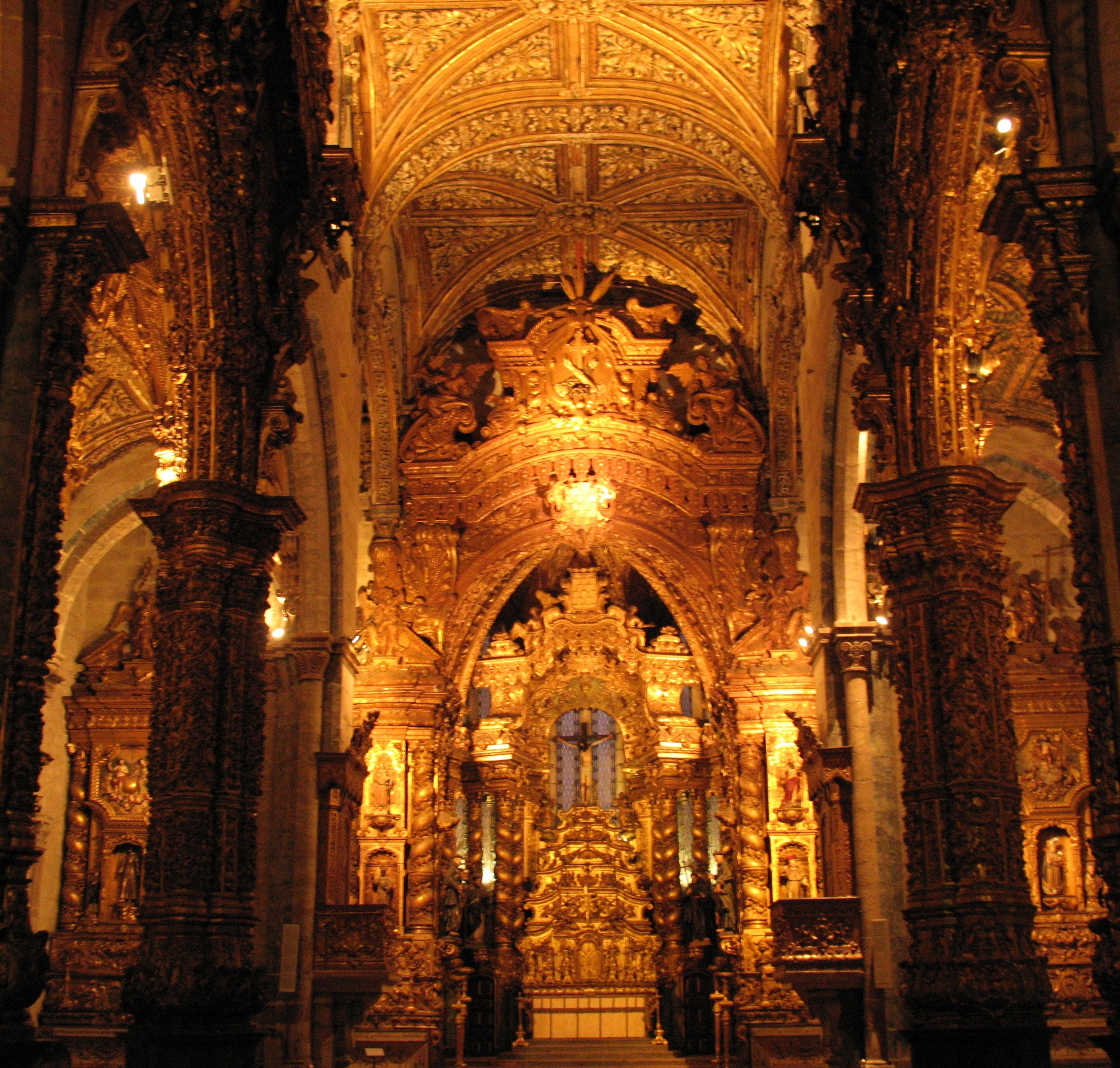 CHURCH OF ST FRANCIS; PORTO