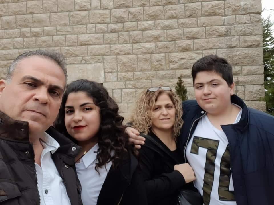 famiglia libano