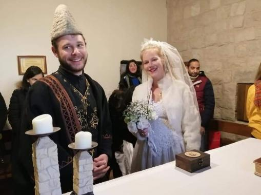 sposi libano