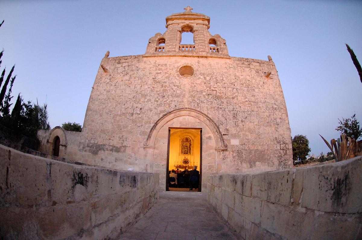 Bir Miftuħ Chapel of Gudja