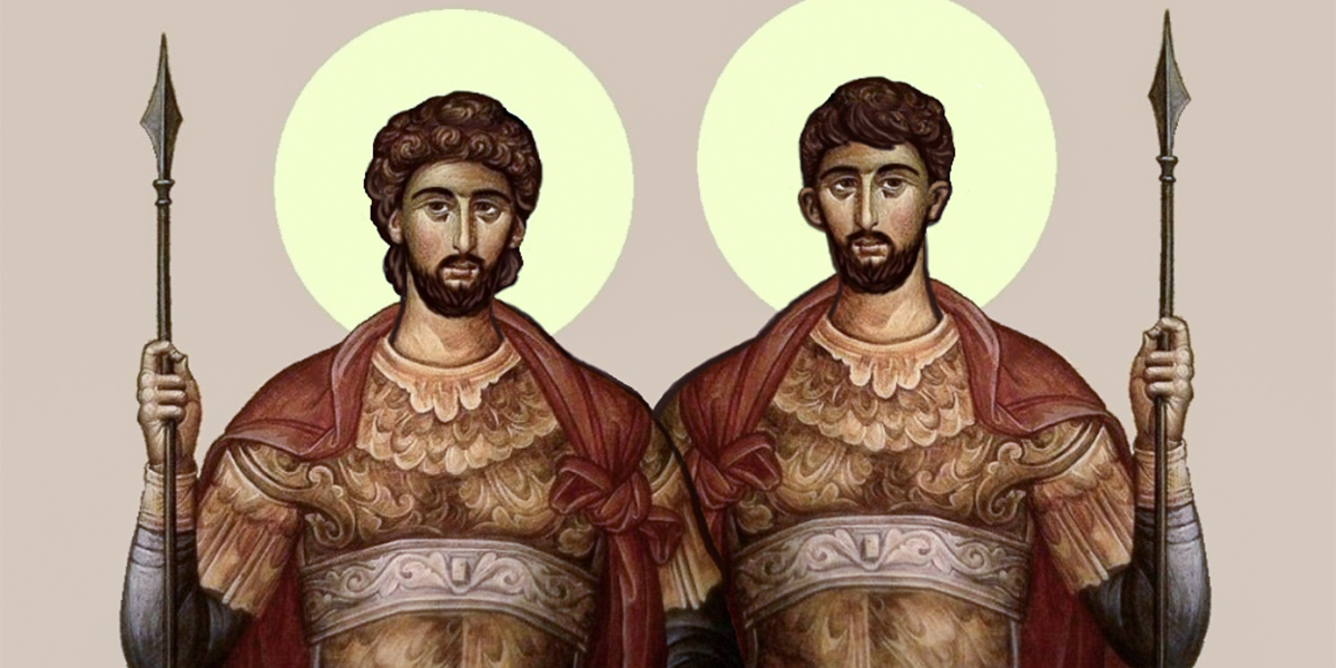 Saints Martinian and Processus