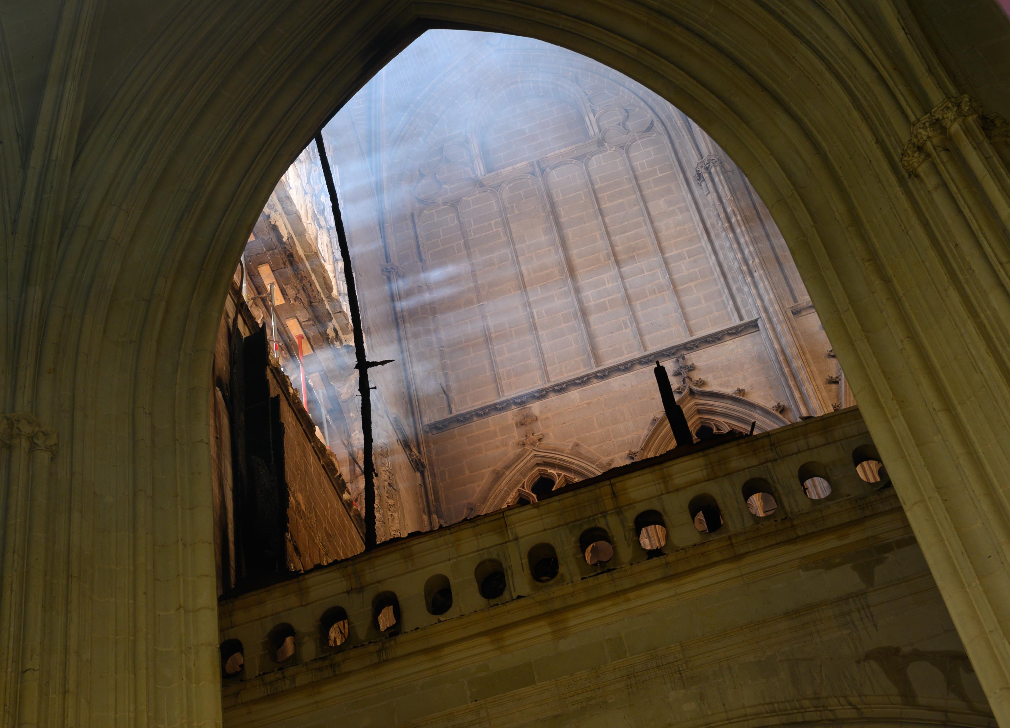 Cathédrale de Nantes - orgue