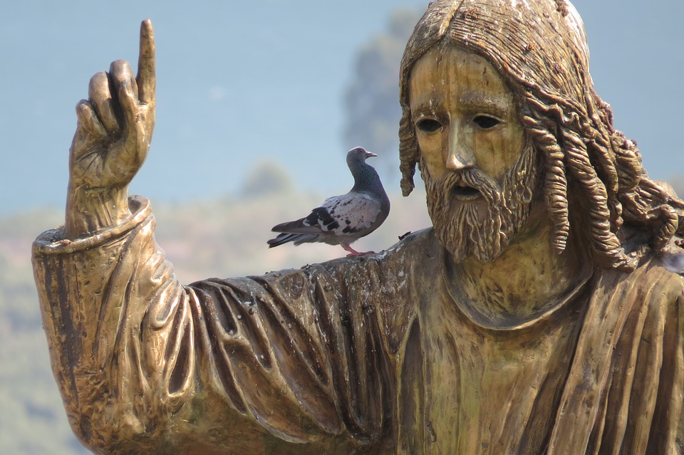 Israel Jesus Bird Conversation Christ Galilee