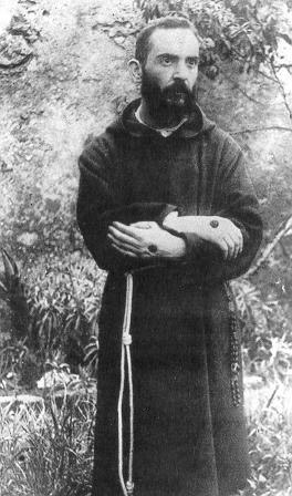 A young Padre Pio